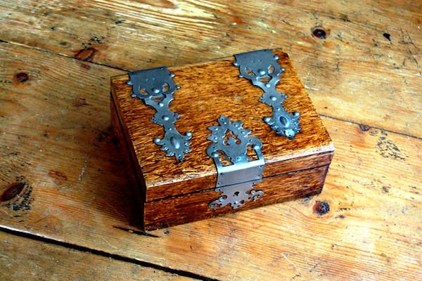 Utilizando la caja de Reiki