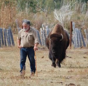 A Man and His Bluebell WWS2012 ©Rose De Dan www.reikishamanic.com