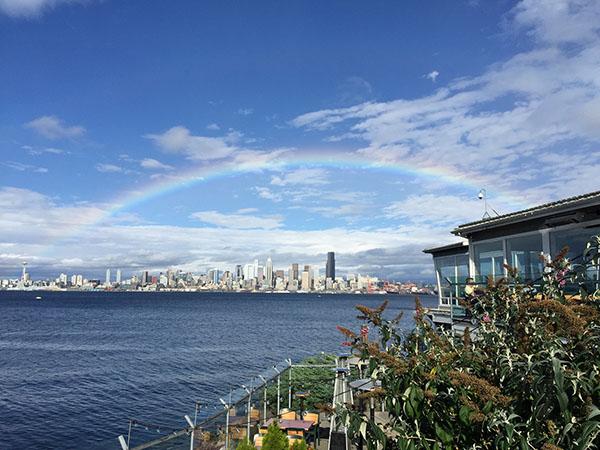 Cougar Rainbow 1, ©2015 Stacey Doyne, www.reikishamanic.com
