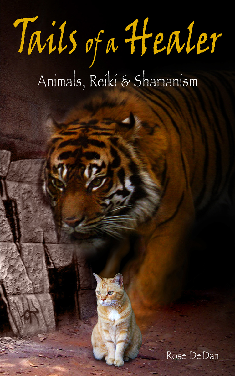 Inviting A Tiger Home To Play: Unleashing A Shamanic Book