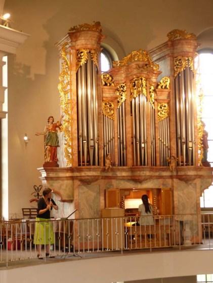 Konzert 20170528 in Klosterkirche Erlenbad