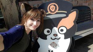 เรโกะ เนโกะ จะได้เจอแมวนายสถานี (นิ) ทามะแล้วววววว