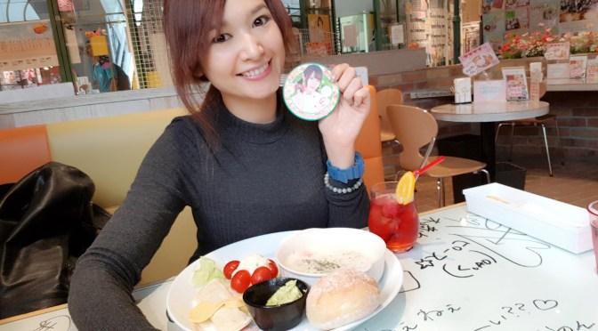 เที่ยวญี่ปุ่น ลุยเดี่ยวเที่ยวคาเฟ่ต์ไอดอลญี่ปุ่น SKE48 Cafe ที่นาโงย่า