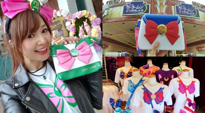 แปลงร่างไปรีวิว Pretty Guardian Sailor Moon The Miracle 4-Dที่ USJ!