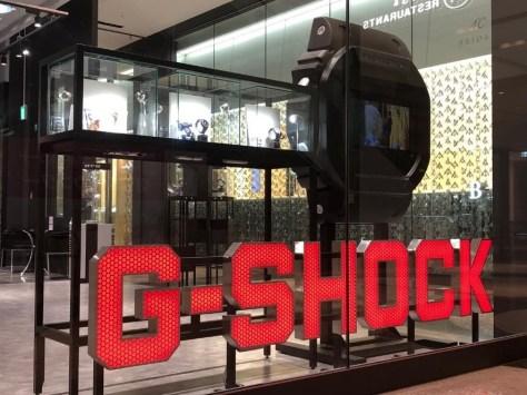 g shock 1