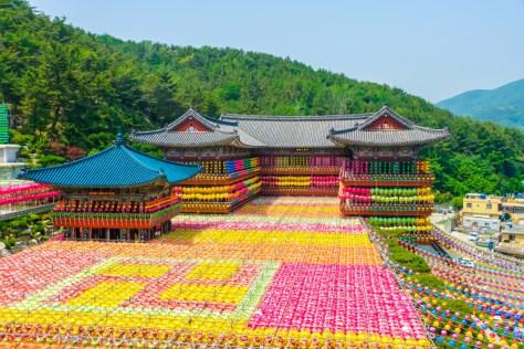 3.samgwangsa Temple