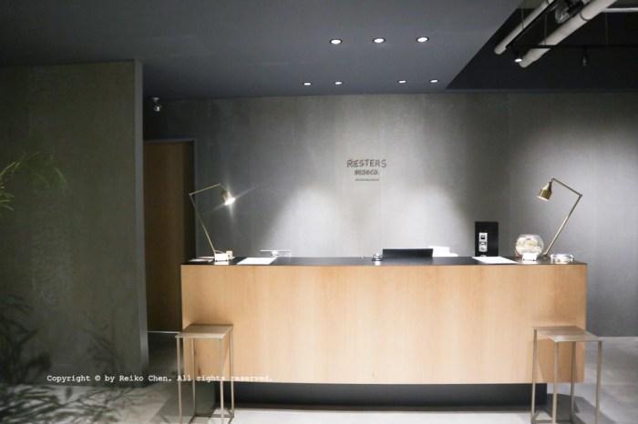 [九州] 和嬰兒去旅行,熊本市區的質感設計旅館—Resters Bed&co.