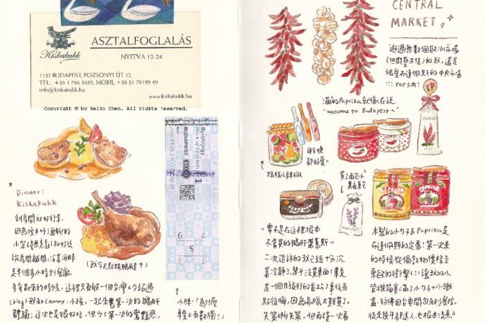[歐洲蜜月] 布達佩斯美食巡禮—中央市場、咖啡館、凡人也能吃的起的餐館與米其林