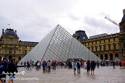 [巴黎]2011.7.16 走到腳快斷掉的羅浮宮LOUVRE