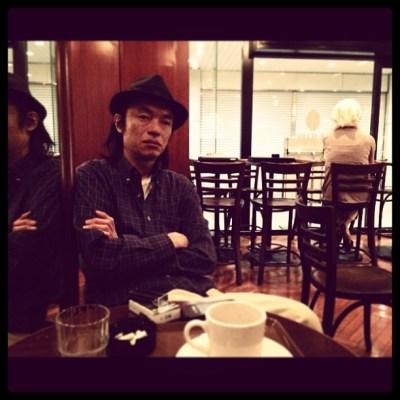 「翌日」ならぬ「昨日」⁈お疲れ様でした!(๑•̀ㅁ•́ฅ✧ #長谷川裕倫 #あぶらだこ #HirotomoHasegawa #kitomizukumirouber #aburadako #japunking #Hasegawa_Shizuo