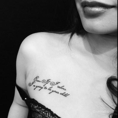 #綺麗なお姉さん #tattoo