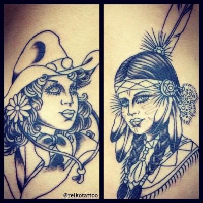 in progress #girl #tattoo