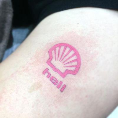 #hell #ロゴマーク ...#tattoo #reikotattoo #studiokeen #japan #nagoyatattoo #tokyotattoo #irezumi #タトゥー #刺青 #名古屋 #大須 #矢場町 #東京 #静岡 #hocuspocustattoo #shizuokatattoo