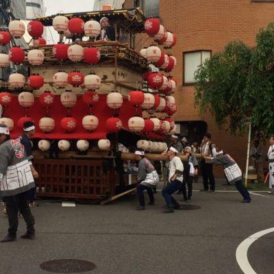 #若宮神社祭り