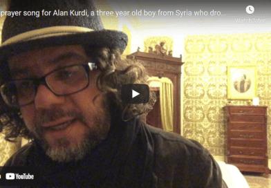 A Prayer Song for Alan Kurdi