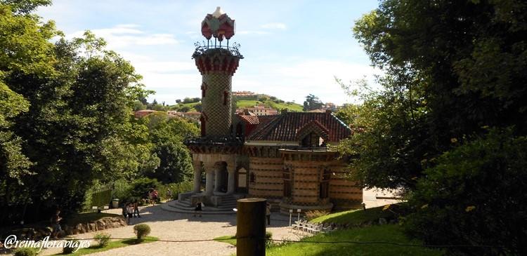 Qué ver en Comillas el Capricho de Gaudí