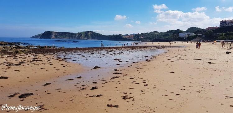 Playa que ver en Comillas