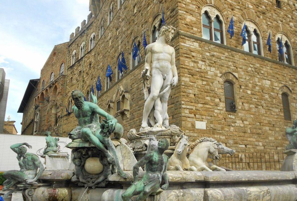 Florencia arte en estado puro