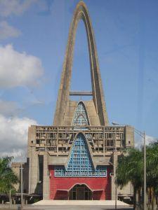 Basilica de la virgen de la Altagracia en Higüey