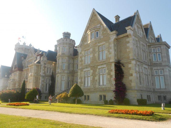 Real Palacio de la Magdalena en Santander