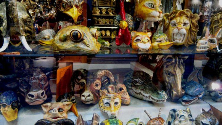 Mascaras animales