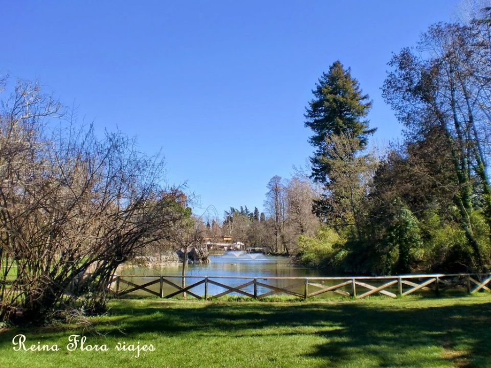 Parque Margarita en Bolonia
