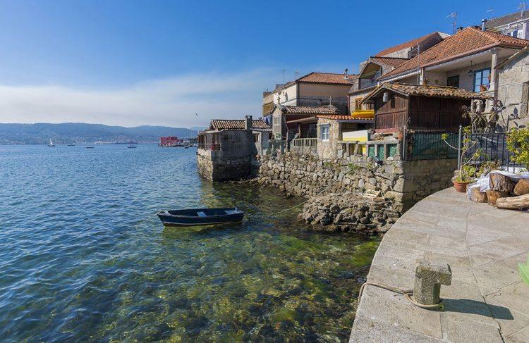 Casa o Muiño en Poio Galicia