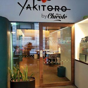 Restaurante Yakitoro by Chicote