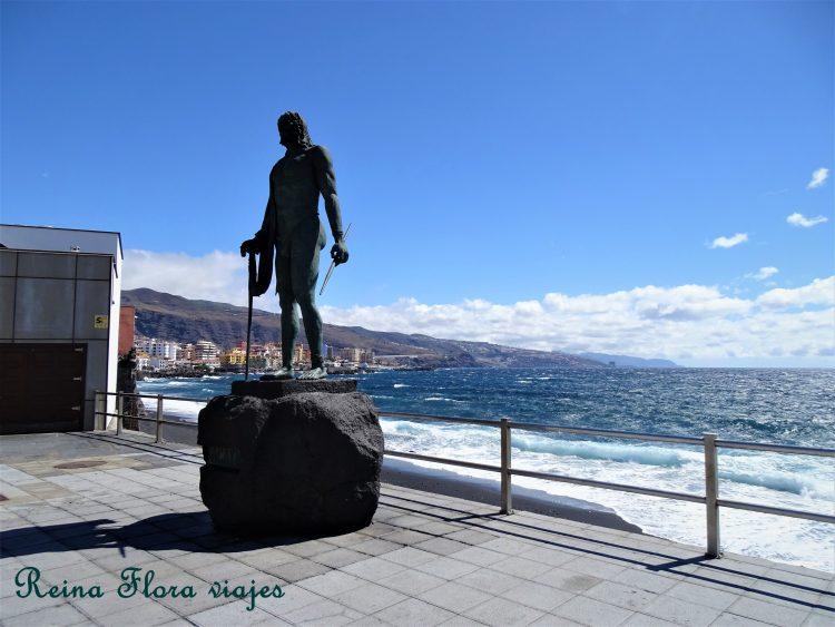 Guanche La Candelaria en Tenerife