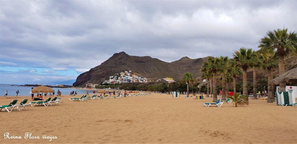 Playa Teresitas Santa Cruz de Tenerife