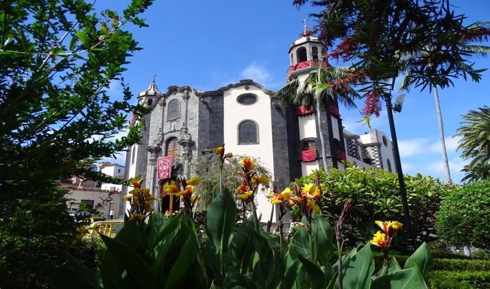 Iglesia de la Concepción la Orotava