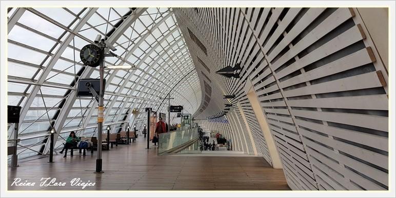Estación de Avignon