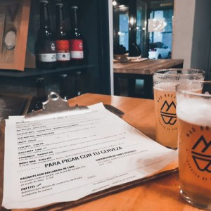 Cervecería Mad Brewing en Madrid