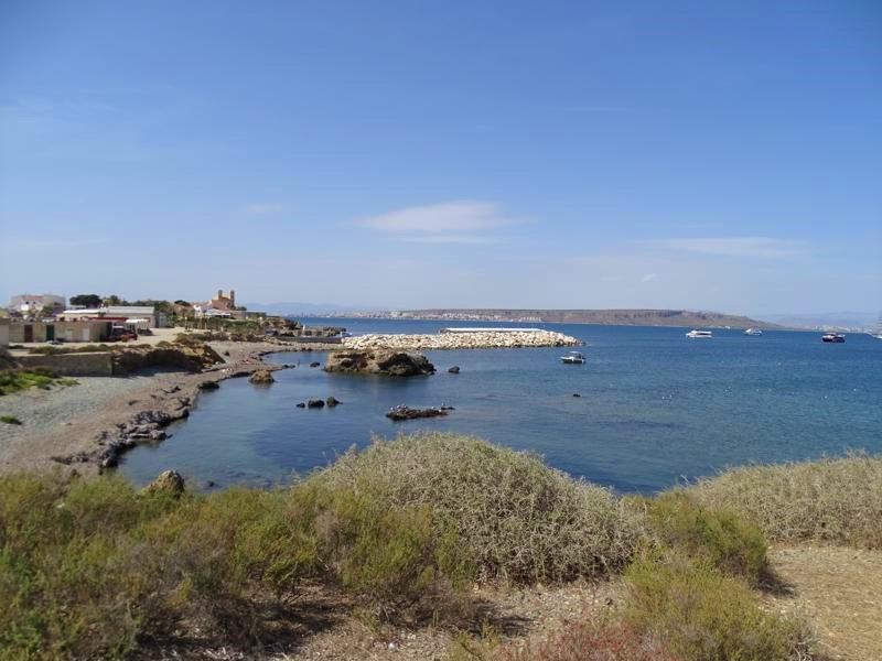 Vistas pueblo San Pedro y San Pablo