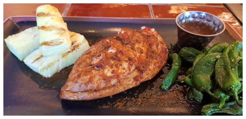 Pollo Zarandeado Restaurante Santita