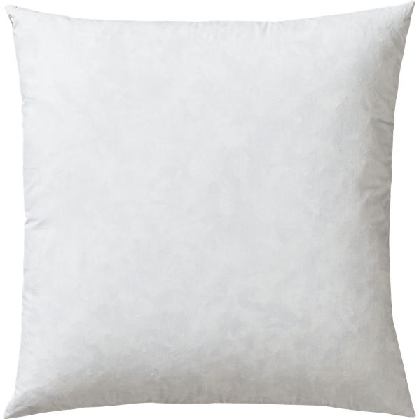 DreamHome 16 X 16 Square Poly Pillow Insert