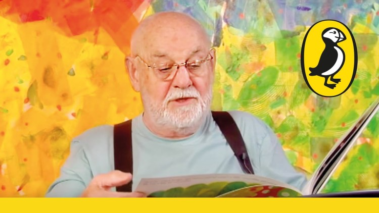eric carle read aloud videos