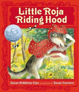 Little Roja Riding Hood Book Cover