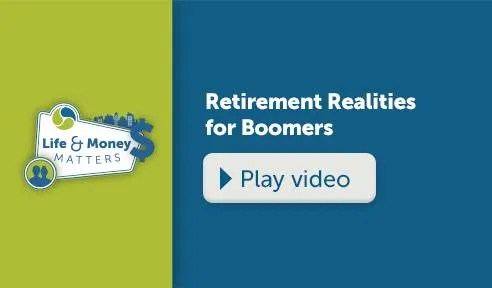 Retirement Realities for Boomers