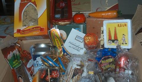 Promoção de Aniversário do OPS! – A Belíssima cesta de Natal da Alemanha
