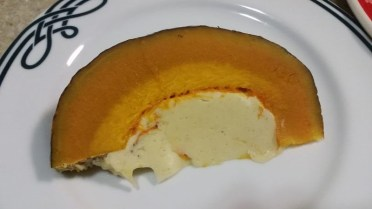 Pumpkin Custard - torta tailandesa