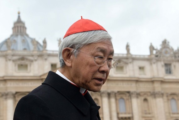 accord Saint Siège Chine cardinal Zen catholiques pape