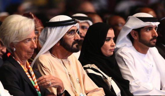 Sommet gouvernements monde Dubaï mondialiste