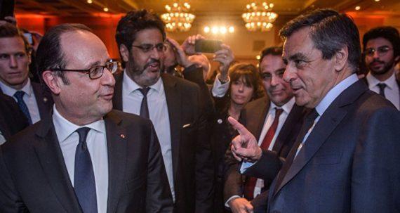 Cabinet Noir Hollande Fillon Complotisme