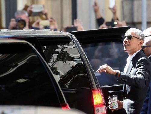 Obama viande pets vaches Milan Sommet alimentation Accords Paris