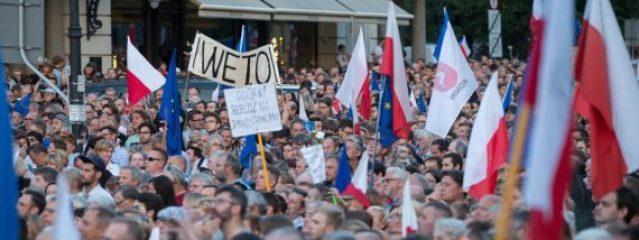 réforme justice Pologne Soros Allemagne France