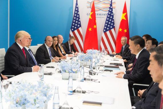 Clinton Bush lobby Chine communiste Etats Unis