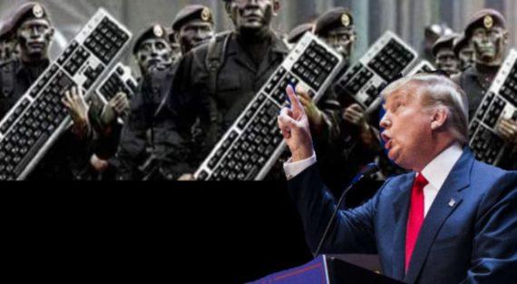 Réseaux Sociaux Censure Haine Hypocrisie Trump