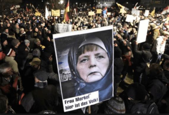 accord Angela Merkel alliés davantage immigrés Allemagne