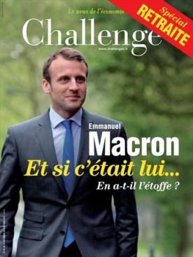 macron challenge